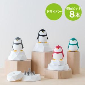 【iThinking】アニマルドライバーセット ペンギン