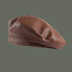 【小物】INS超人気 合わせやすい 5色展開 レトロ カジュアル お洒落 上質 上品 ベレー 帽子43315071