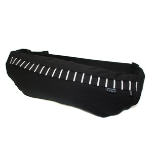 Black X WIDEstripe〈BABY CARRIER COVER CURUMI〉