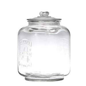 ガラス クッキージャー 5L 米びつ フードジャー 保存容器 < DALTON ダルトン >