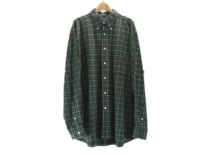 """NAUTIC"" CHECK SHIRT"