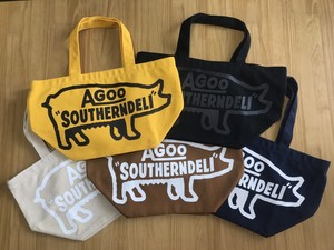 "AGOO ""SOUTHERNDELI"" CAMPUS TOTE LANCH BAG"