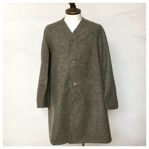 1940s Swedish Army Liner Coat