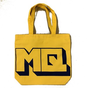 MQ tote bag yellow