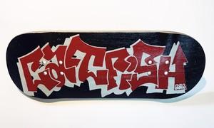 REMIO x CatfishBBQ finger skate