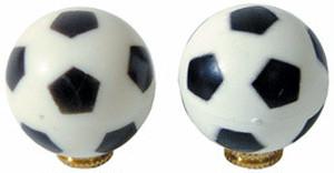バルブキャップ サッカー ボール