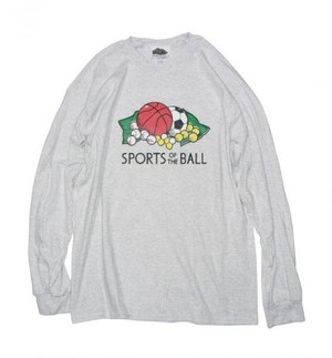 SPUT / SPORTS of the BALL L/S T-sht