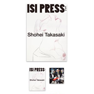 ISI PRESS vol.4  Shohei Takasaki ステッカー付き