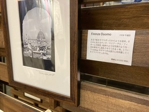 1962年撮影 フィレンツェ アルノ川 カッライア橋 トリニタ橋【436196201】