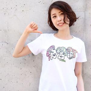 新公式Tシャツ|新キモTシャツ/渚奈子監修