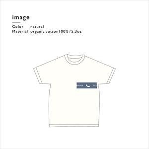 【オーダー製作】パッキングテープ Tシャツ/ブルー