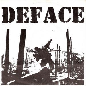 "【中古】Deface – Deface 7"""