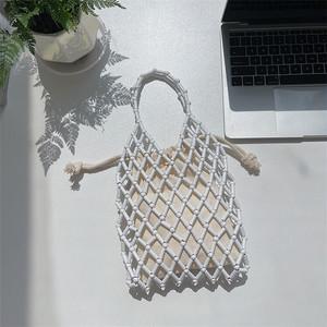 夏の籠バッグ LBH5682