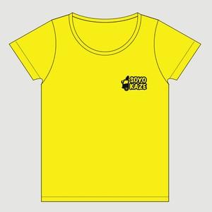 2014 ツアーTシャツ(黄)