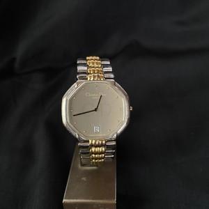 <Men's> DIOR Octagon-Shape Watch