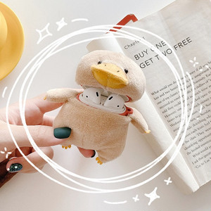 lovely duck airpods case / アヒル エアポッズケース