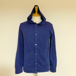 AIRLET® 2way Hooded Cardigan Navy