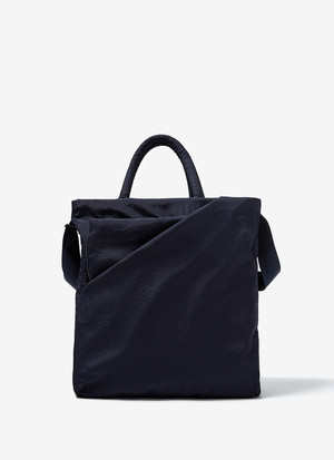 NYLON BRIEFCASE WITH DOUBLE HANDLE