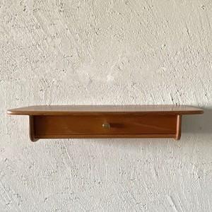 Wall shelf with drawer / WS013