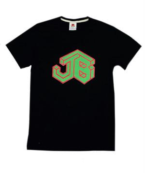 【JTB】NEW LOGO Tシャツ【ブラック】【再入荷】イタリアンウェア【送料無料】《M&W》