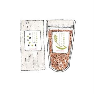 [ おためし1節気 ] 二十四節気のグラノーラ・コーヒーBOX/雨水