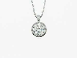 【3EXCELLENT】1.129ct UP ダイヤモンドネックレス