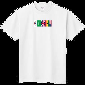 Country BOXLOGO Tシャツ