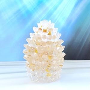 松果体?!宇宙とつながるピュアなエネルギーのオルゴナイト