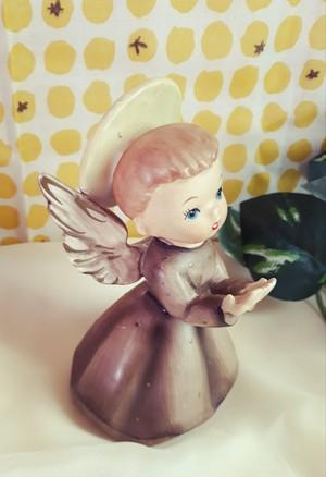 1958年 ビンテージ エンジェル フィギュア 天使 ナプコ  アンティークUS