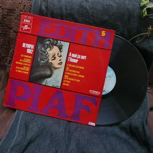 EDITH PIAF 12' LP