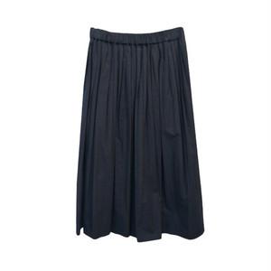 doux bleu ミモレ丈プリーツスカート