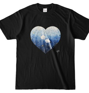 Tシャツ『From now on (heart)』