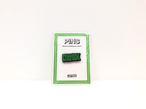 """【LIXTICK】""""Pop Logo"""" PINS"""