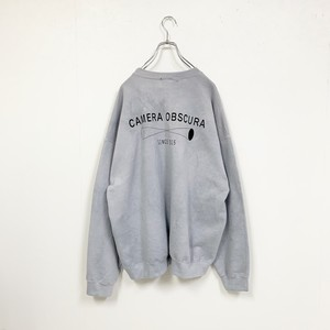 LOGO SWEAT(GREY)