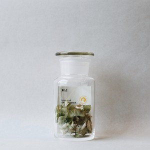 × SILENT POETS GLASS CONTAINER NO.2 (R)