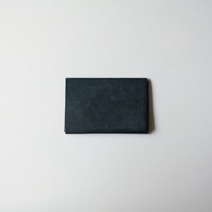 ori cardholder - 名刺入れ - navy - プエブロ