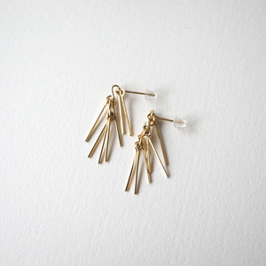 【MUUTS】Metal tassel pierce