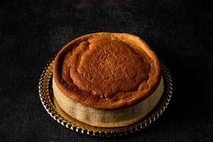 スフレチーズケーキ French soufflé cheese cake  1hole 6号
