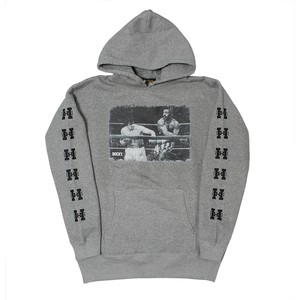 HH ROCKY COLLABORATION SWEAT PARKA / GRAY