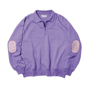 【Evisen Skateboards】FUKUWARAI ZIP SWEAT