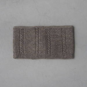 Nine Tailor Amp neckwarmer Greige