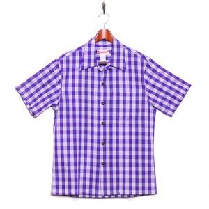 Mountain Men's / パラカシャツ / パープル
