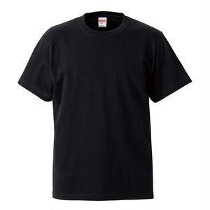 プリント用Tシャツ(半袖)黒 S~XL