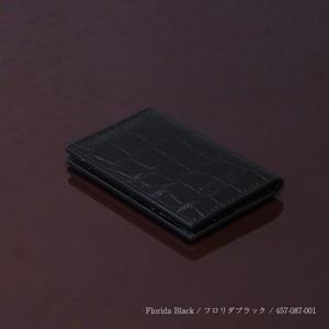 Pinetti Double Buisiness Card Holder / Florida (ピネッティ ダブルビジネスカードホルダー/フロリダ) 457-087