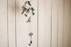 花とお家じかん 小さな布ブーケとガーランド