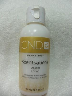 CND センセーションローション ディライト 59ml