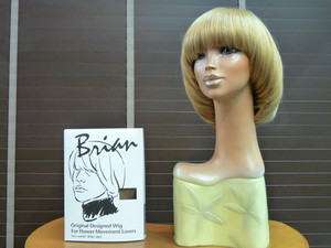 Original Designed Wig For Flower Movement Lovers No.1 model:Brian 1967