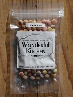 """パステルボーロ """"Wonderful Kitchen / (旧)P-ball"""""""
