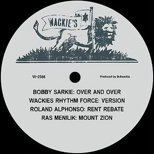 "【残りわずか/12""】Bobby Sarkie - Over And Over"