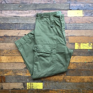 80's Australian Army Fatigue Pants / DeadStock